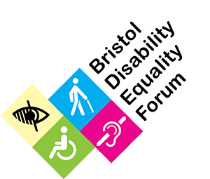 Bristol Disability Equality Forum Logo
