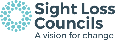 Sight Loss Council Logo
