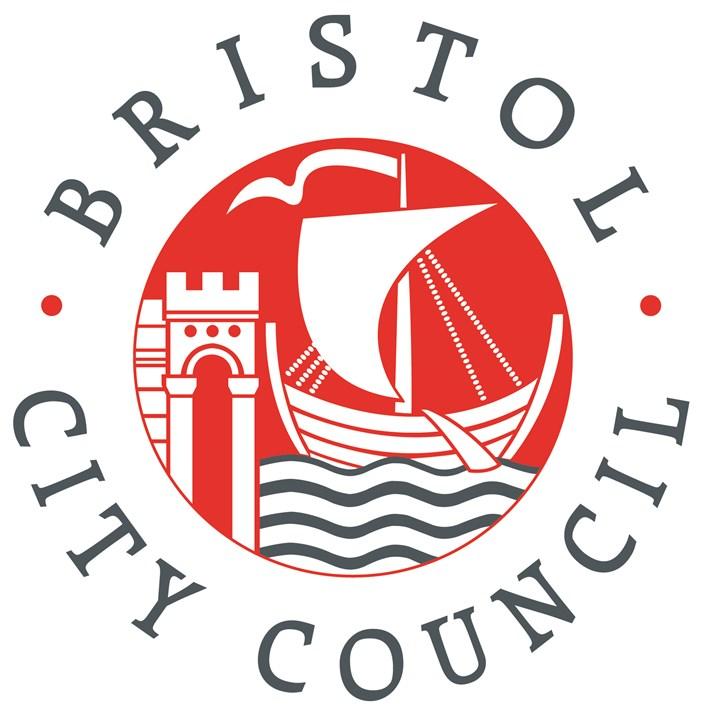 Bristol City Council logo.